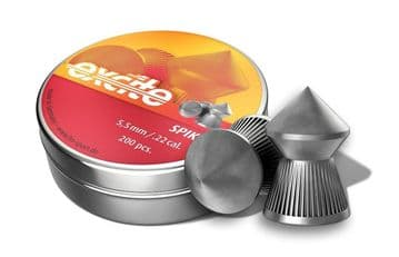 H&N Excite Spike .22 Tin of 200