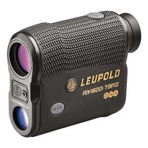 Leupold RX-1600i TBR/W with DNA Laser Rangefinder - Black/Grey