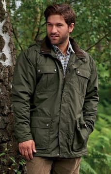 Mens Outdoor Shooting Hunting Balmoral Jacket by Champion