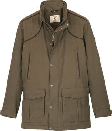 Signature Jacket Bronze Green by Aigle