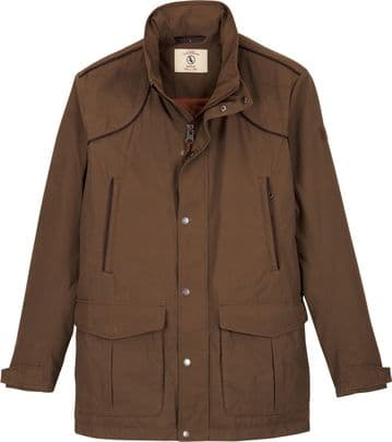 Signature Jacket Brown by Aigle