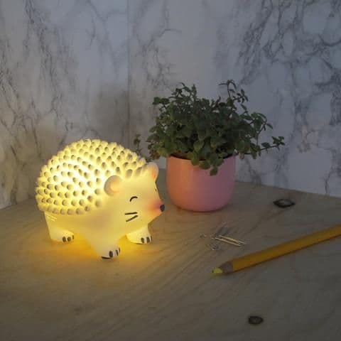 Mini LED Hedgehog  Night Light/Lamp