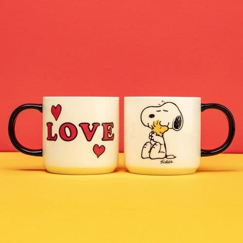 Snoopy and Friends, 'Love' Mug