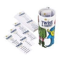 Twist and Shout General Knowledge Dinner Party Game