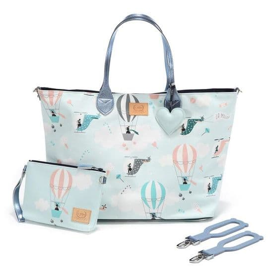 Large Bag With Small Purse Set