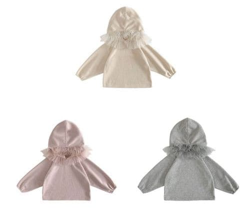 Tulle and Frills Collection - Hoodie