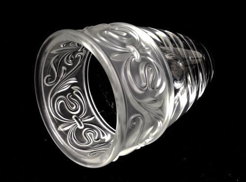 Czech Republic Art Glass Art Nouveau European Moser Style
