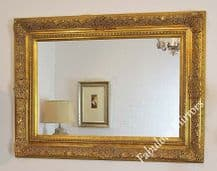 Decorative Antique Gold Wall Mirror - Full range of sizes and frame colours