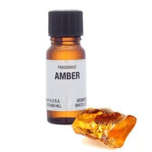 Amber Fragrance oil 10ml