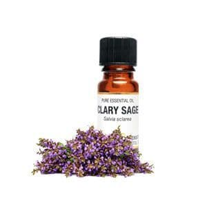 Clary Sage Essential Oil 10ml - Amphora Aromatics