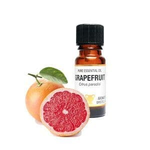 Grapefruit Essential Oil 10ml - Amphora Aromatics