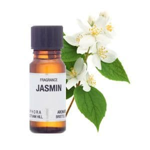 Jasmine Fragrance Oil 10ml Amphora Aromatics
