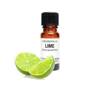 Lime Essential Oil 10ml - Amphora Aromatics