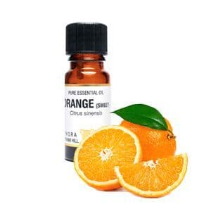 Orange (Sweet) Essential Oil 10ml - Amphora Aromatics