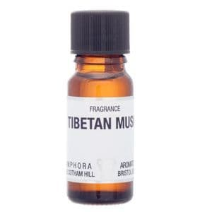 Tibetan Musk Fragrance oil 10ml - Amphora Aromatics