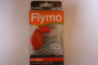 FLY050 Genuine Flymo Wing Nut and Bolt Handle Fixing Kit FLY050 BNIB