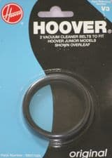 Hoover Junior Vacuum Cleaner Belts Pack of 2 V3 Belts
