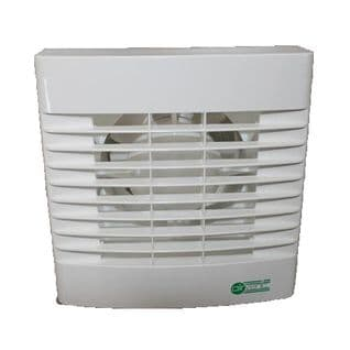 Ventilation Fan with Run on Timer 100mm 4