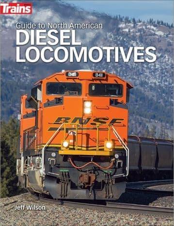 01303 Guide to North American Diesel Locomotives