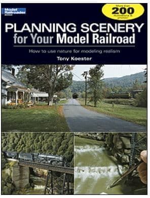 12410 Planning Scenery for Your Model Railroad