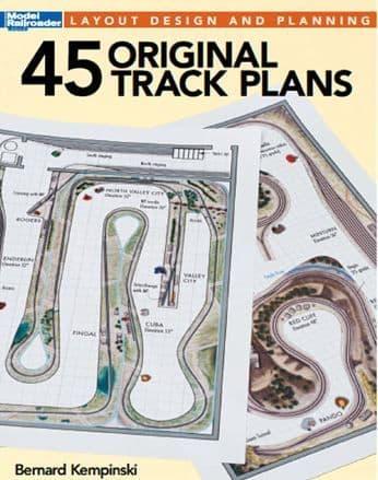 12496 45 Original Track Plans