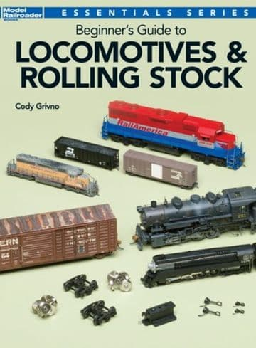 12800 Beginner's Guide to Locomotives & Rolling Stock