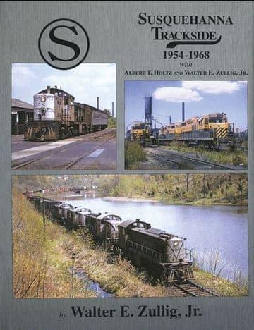 1503 Susquehanna Trackside In Color 1954-1968