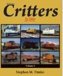 1511 Railroad Critters In Color Volume 5 ##out of stock##