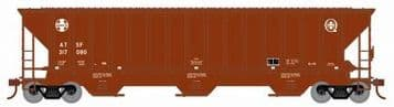 15538 PS 4740 Covered Hopper Santa  Fe