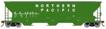 15555 PS 4740 Covered Hopper Northern Pacific