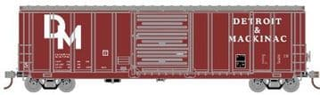 15687 PS 5277 Box Car Detroit & Mackinac