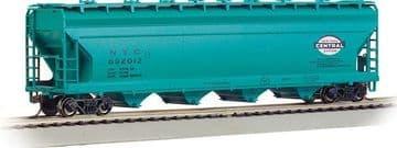17520 56' ACF Centre-Flow Hopper New York Central® Jade Green