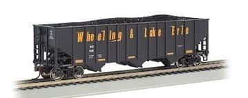 18731 Bethlehem Steel 100-Ton Hopper Wheeling & Lake Erie