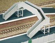 222 Concrete Footbridge