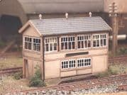 223 GWR Wooden Signal Box (inc. interior) ##Out Of Stock##