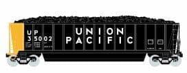 26513 Bathtub Gondola w/Load Union Pacific
