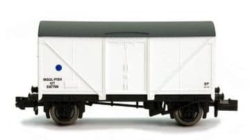 2F-019-005 Blue Spot Fish Van ##Out Of Stock##