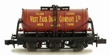 2F-031-006 6 Whl Milk Tank West Park Dairy