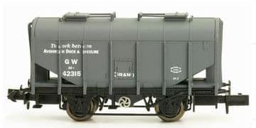 2F-036-019 Bulk Grain Hopper GWR Avonmouth