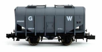 2F-036-021 Bulk Grain Wagon GWR #42314