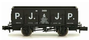 2F-038-019 20T Steel Min PJ&PJ