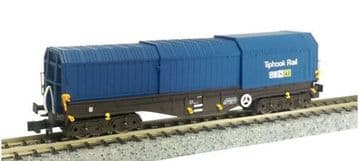 2F-039-010 Telescopic Hood Wagon Tiphook Blue 33 70 0899 040-06##Out Of Stock##