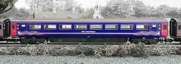 2P-005-321 Mk3 GWR Green 1st Class Coach 41146 Pre Order £21.25