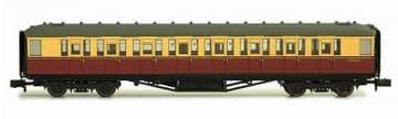 2P-011-055 Gresley BR Carmine & Cream 2nd Class E12621E ##Out Of Stock##