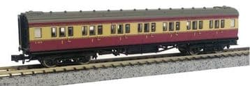 2P-012-601 Maunsell Coach BR 1st Class Crimson/Cream 7670  ##out of stock##