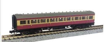 2P-012-700 Maunsell Coach BR Third Class Crimson/Cream 2352