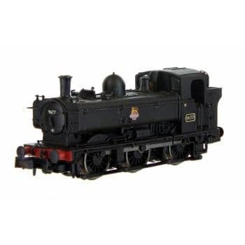 2S-007-026 PANNIER 9677 BR BLACK EARLY CREST LATER CAB