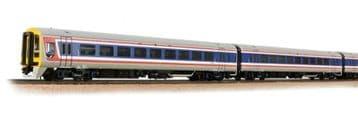 31-520 Class 159 3 Car DMU 159013 BR Network SouthEast