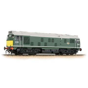 32-441 Class 24/1 D5149 BR Green Small Yellow Panel