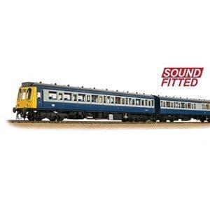 32-501SF Class 117 3-Car DMU BR Blue & Grey £344.25